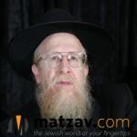 rav Aharon Dovid Goldberg
