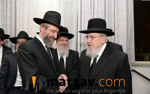 RAV BORUCH MORDECHAI EZRACHI