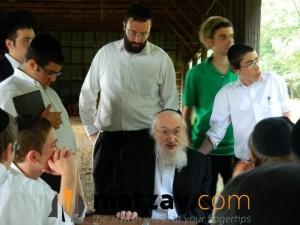 Rav Yisroel Belsky (102)