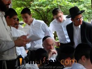 Rav Yisroel Belsky (104)