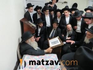 Rav Yisroel Belsky (127)
