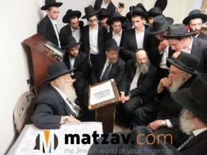 Rav Yisroel Belsky (128)