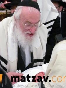 Rav Yisroel Belsky (134)
