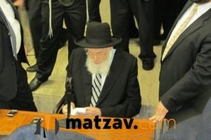Rav Yisroel Belsky (153)