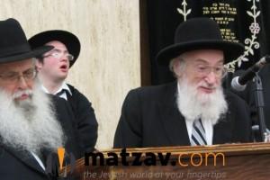 Rav Yisroel Belsky (156)