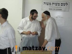 Rav Yisroel Belsky (165)
