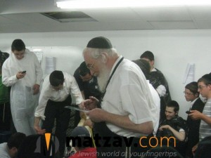 Rav Yisroel Belsky (174)