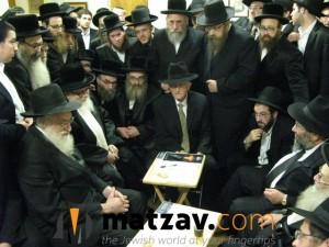 Rav Yisroel Belsky (177)