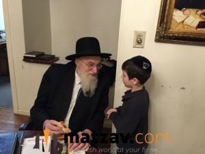 Rav Yisroel Belsky (182)