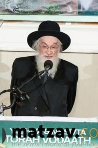 Rav Yisroel Belsky (2)