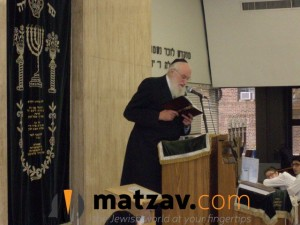 Rav Yisroel Belsky (239)