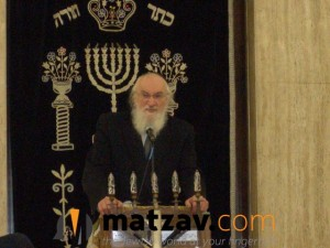 Rav Yisroel Belsky (240)