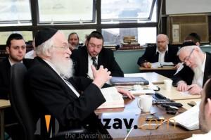 Rav Yisroel Belsky (245)