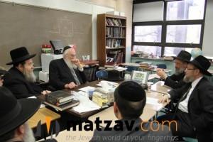 Rav Yisroel Belsky (249)