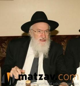 Rav Yisroel Belsky (270)