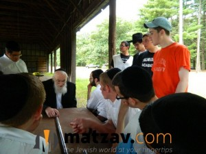 Rav Yisroel Belsky (285)