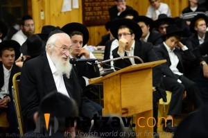 Rav Yisroel Belsky (294)