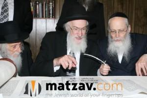 Rav Yisroel Belsky (295)