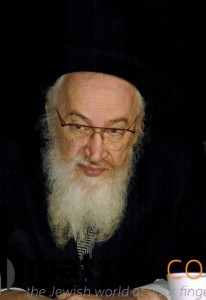 Rav Yisroel Belsky (312)