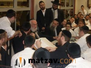 Rav Yisroel Belsky (319)