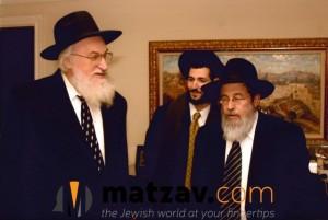 Rav Yisroel Belsky (322)