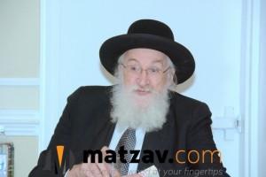 Rav Yisroel Belsky (355)