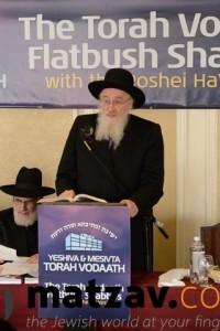 Rav Yisroel Belsky (72)