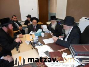 Rav Yisroel Belsky (76)