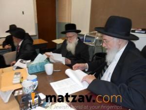 Rav Yisroel Belsky (77)