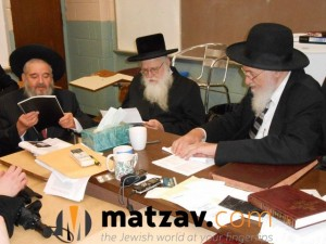 Rav Yisroel Belsky (78)
