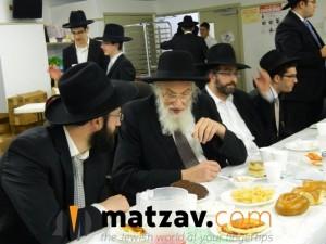 Rav Yisroel Belsky (84)