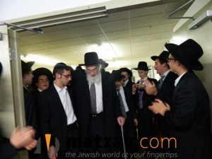 Rav Yisroel Belsky (85)