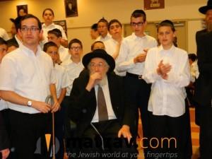 Rav Yisroel Belsky (88)