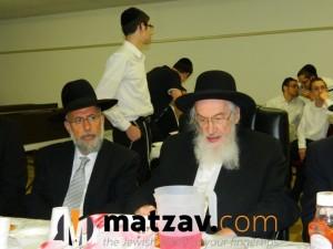 Rav Yisroel Belsky (92)