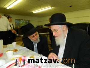Rav Yisroel Belsky (97)