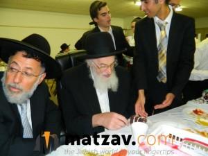 Rav Yisroel Belsky (98)