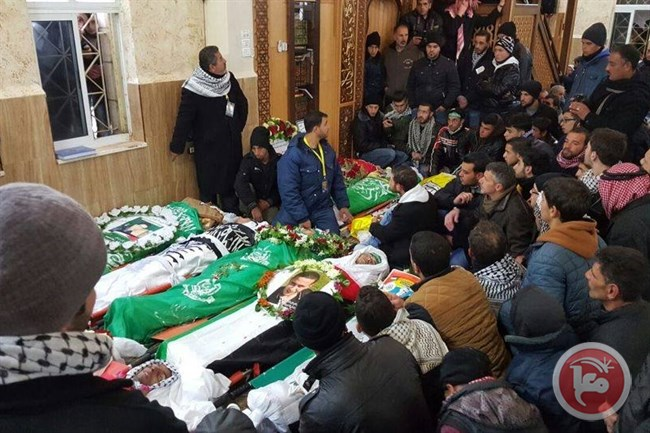 palestinian funeral 1