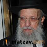 rav Aharon Chodosh