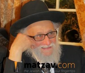 """Rav Yisroel Meir Kagan shlit""""a"""