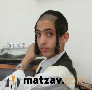"Levi Yitzchok Amdadi z""l"