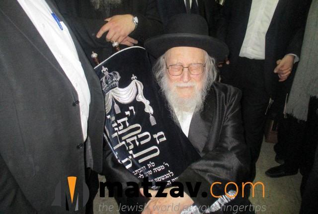 rav yitzchok scheiner (5)