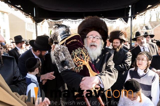 MTT Hachnosas Sefer Torah-148