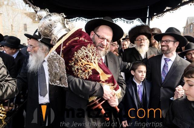 MTT Hachnosas Sefer Torah-168
