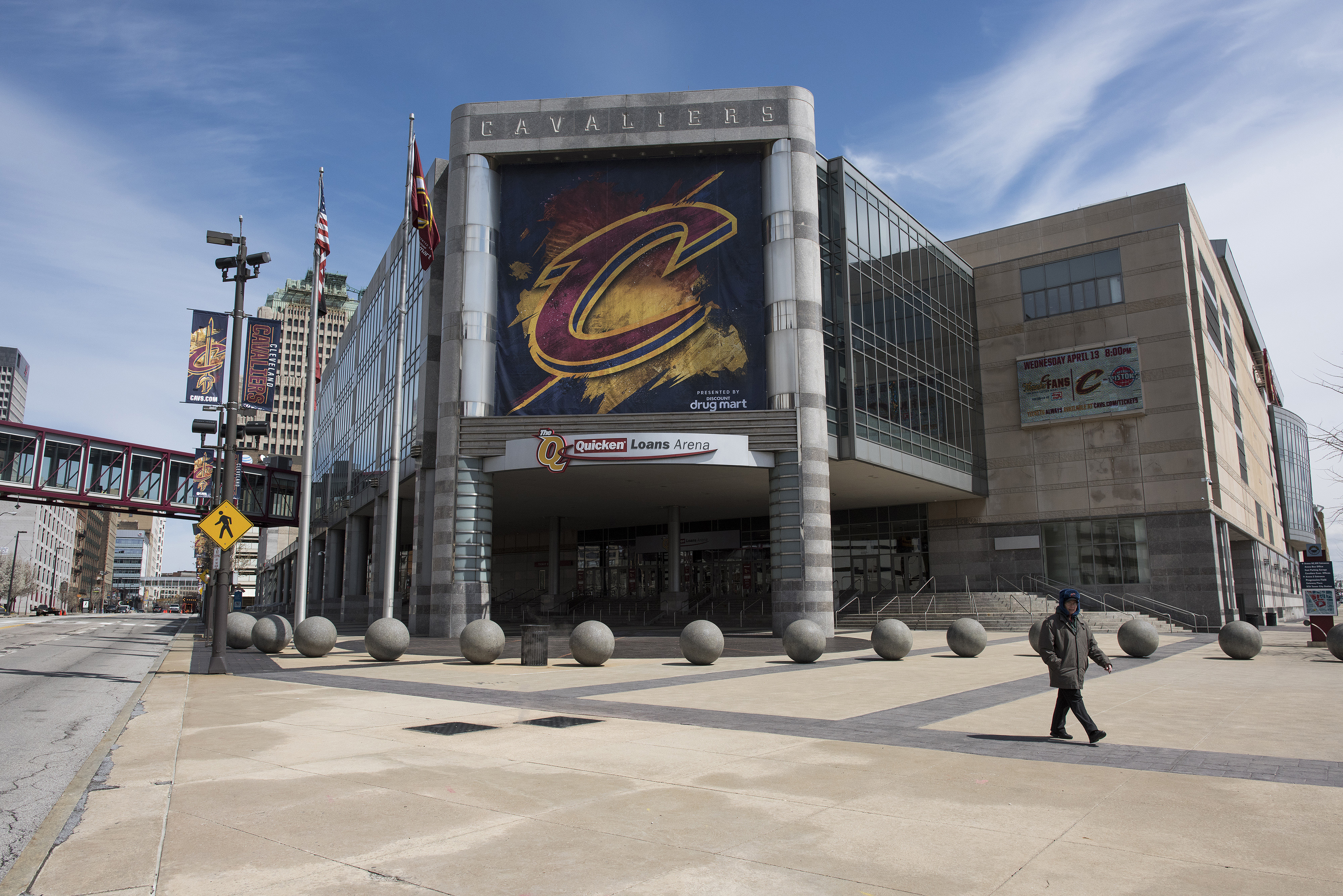 Seating charts quicken loans arena official website - Kanye West At Quicken Loans Arena October 1 2016 Cbs Cleveland