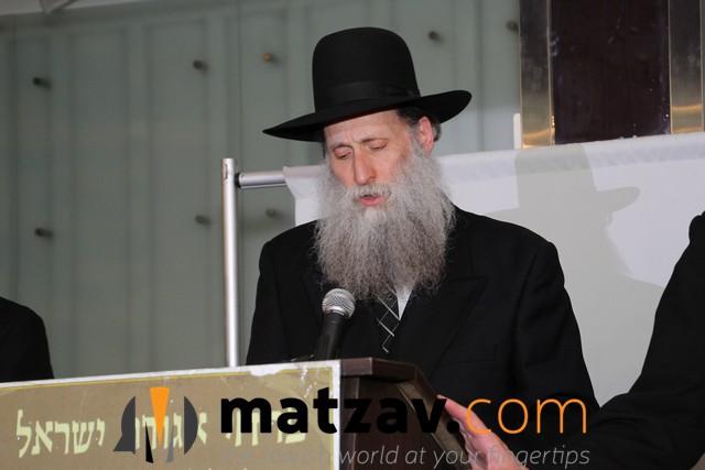 Rabbi Yehoshua Grunfeld