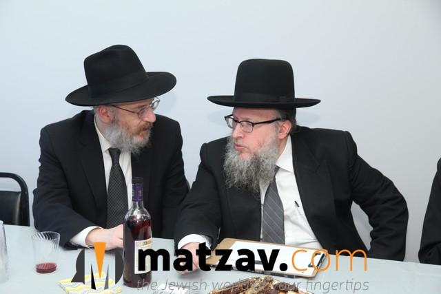 Rav Avrohom Lefkowitz_Rav Chaim Weg