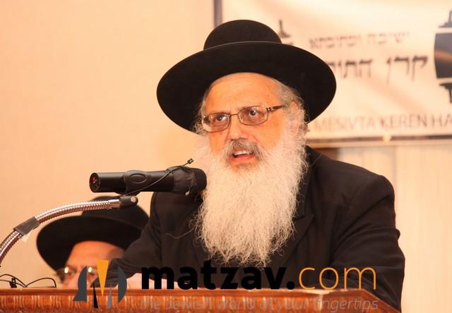 Rav Moshe Rabinowitz (1)