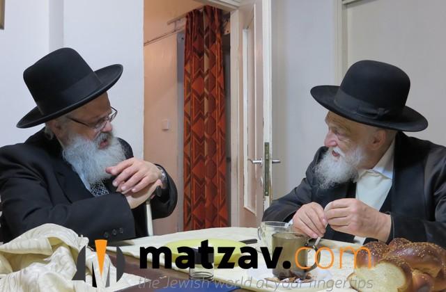 Rav Moshe Rabinowitz (12)