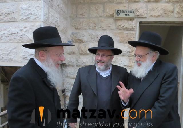 Rav Moshe Rabinowitz (13)