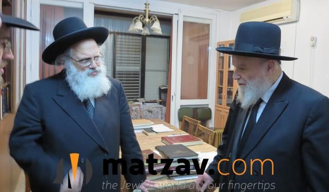 Rav Moshe Rabinowitz (14)